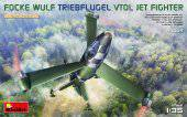 MiniArt 40009 Focke Wulf Triebflugel (VTOL) Jet Fighter