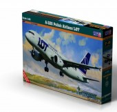 Mistercraft F-16 A-320 Polish Airlines LOT 1:125
