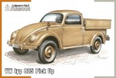 Special Hobby 100-SA35007 VW type 825 Pick Up 1:35
