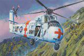 Trumpeter 02883 CH-34 US ARMY Rescue ReEdition 1:48